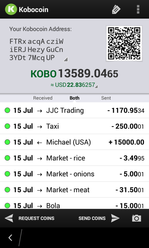 pay for bopk on mobile how to get onto kobo